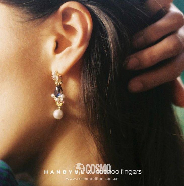 今夏最流行的耳环大揭秘 服饰潮流 图25