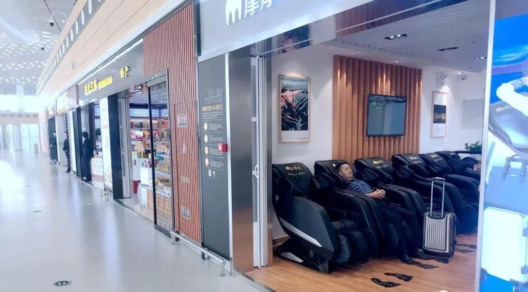 孔雀东南飞!观音国际机场大了不止一倍,更美更
