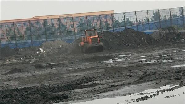 禹州市平禹煤电一矿惊现超大渗坑疑似大肆污染环境