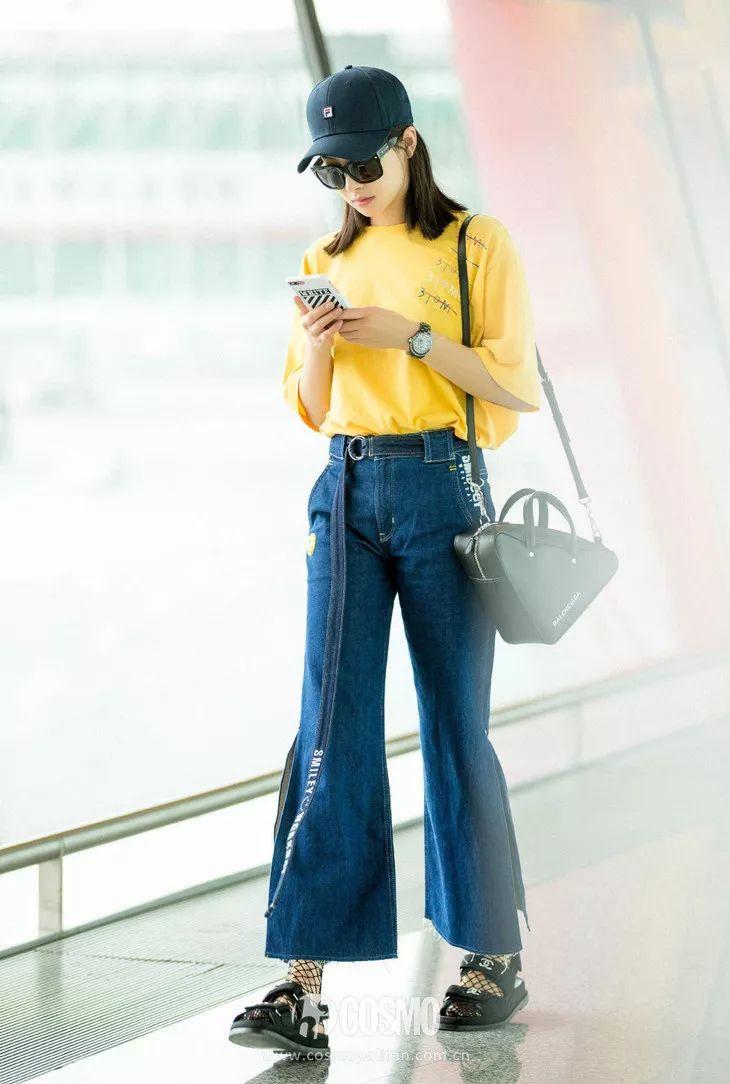 """据说它是2018最火""""网红裤"""",巨显腿长巨时髦!"""