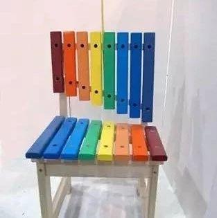 【创意手工】幼儿园17种乐器diy手工制作及新鲜玩法 ,太棒了!图片