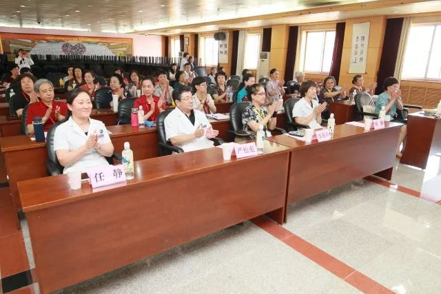 妇产要闻   市老卫协北京妇产医院北京妇幼保健院分会顺利完成换届改选