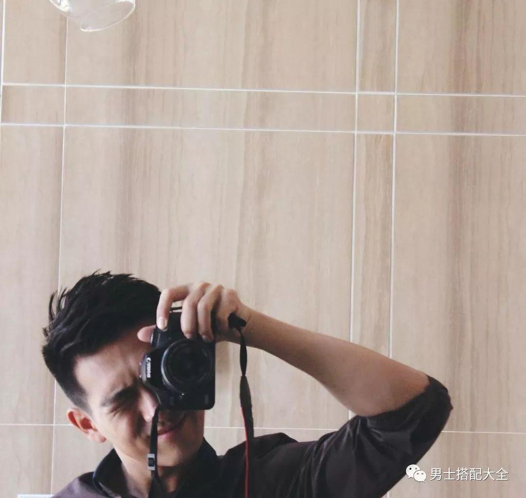 男生如何拍照,看起来像网红?不要让照片拉低了你的颜值!