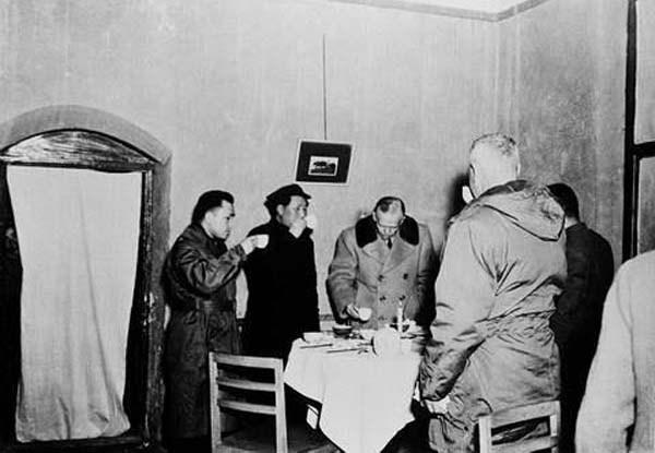 毛泽东赴重庆谈判始末 历史 热图4