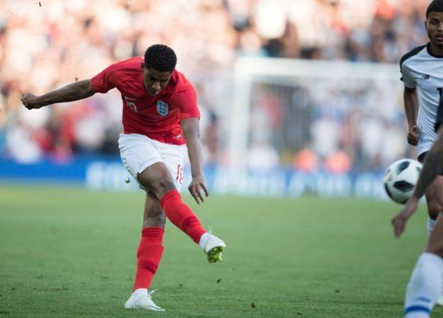 特约:穆帅帮了英格兰!曼联妖星训练征服对手