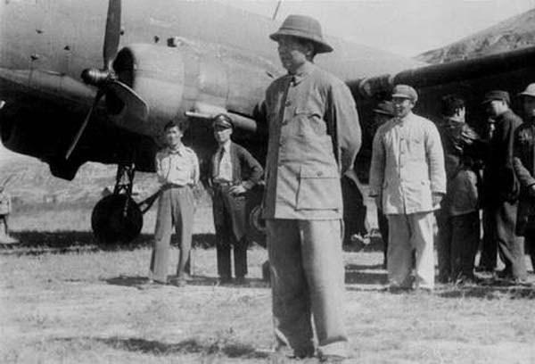 毛泽东赴重庆谈判始末 历史 热图5