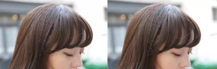 你适合剪刘海吗?还是更加适合中分、偏分发型