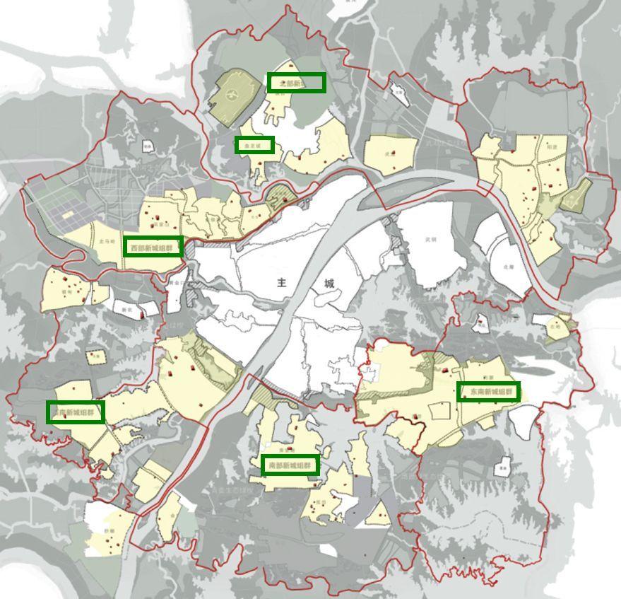 东西湖人口规划_武汉东西湖规划一张图