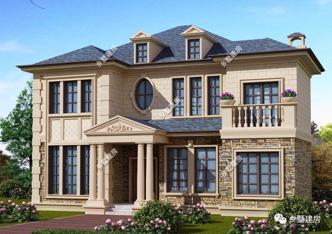 什么是好房?适合自己的就是好房子,就好比这4款农村二图片