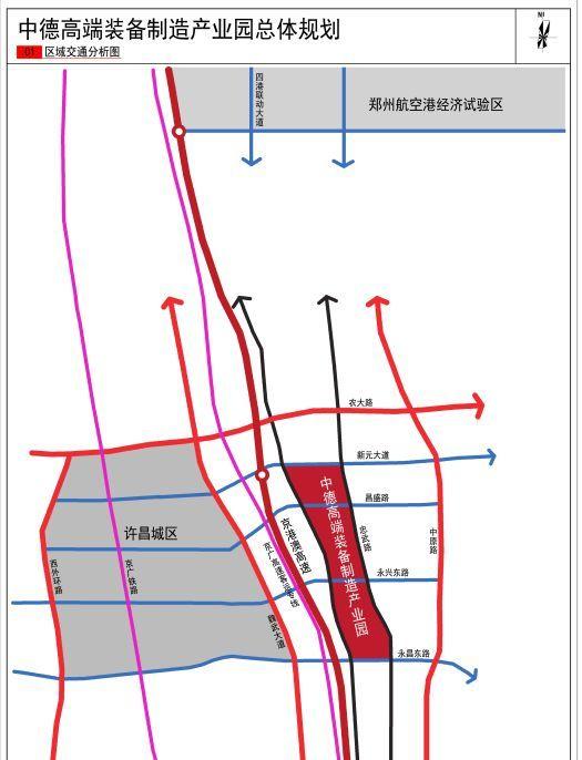 许昌2030年 规划 重磅出炉 许昌各县市以后是这样的