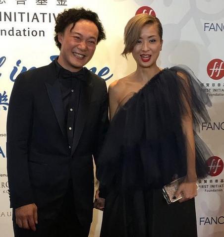 陈奕迅的败家老婆徐濠萦, 发型终于回归正常, 网友表示确实美