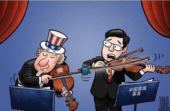 中国对美发出三条忠告!英法居然没听懂?那就别怪咱们不客气了
