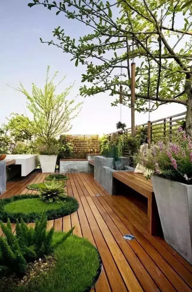 成都屋顶花园设计_成都屋顶花园植物的选择