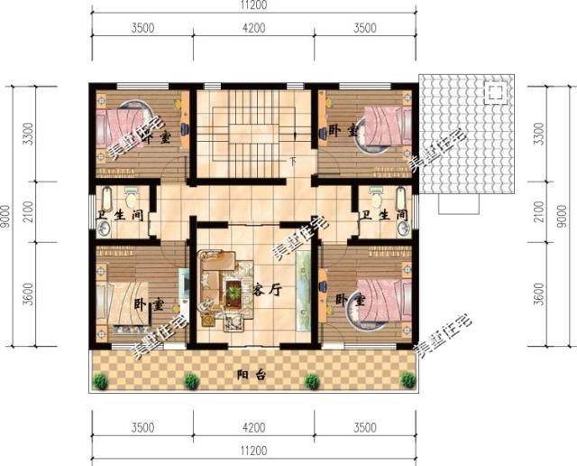 仓库房子设计图片