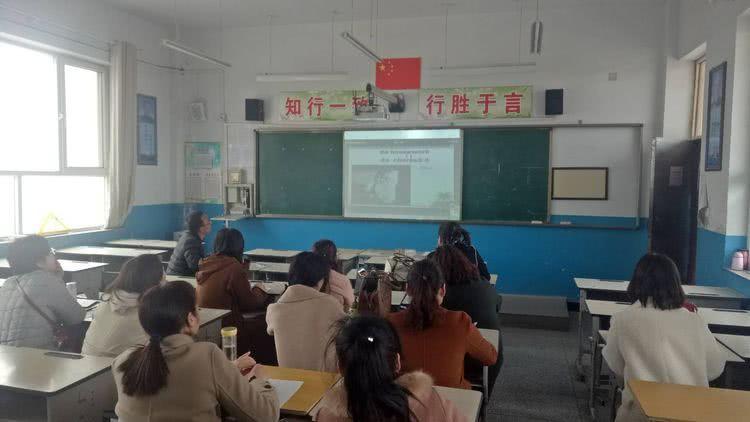 临猗县双塔初中:有你的双中更美好校本课程德育初中图片