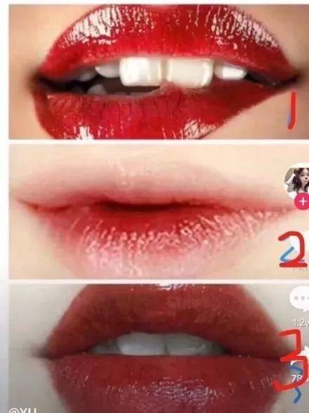 问男票什么是咬唇妆,直男的回答令人窒息哈哈哈哈!
