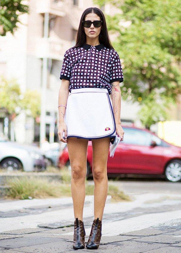 针织短袖什么时候穿?选对面料夏天穿也不会热