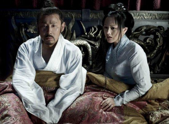 流氓皇帝刘邦当上皇帝后不认亲爹,说他是龙的种,跟他亲爹没关系