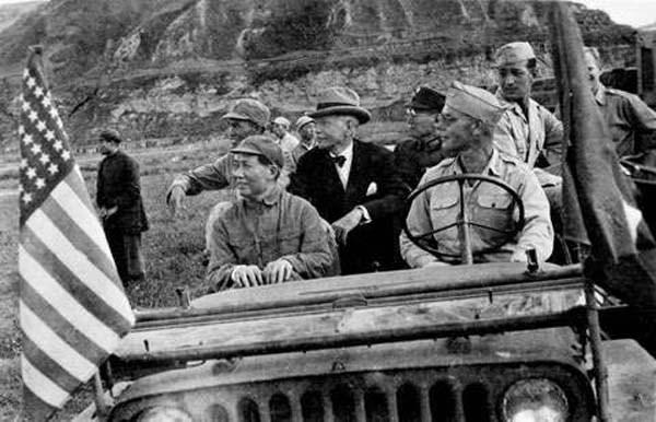 毛泽东赴重庆谈判始末 历史 热图2