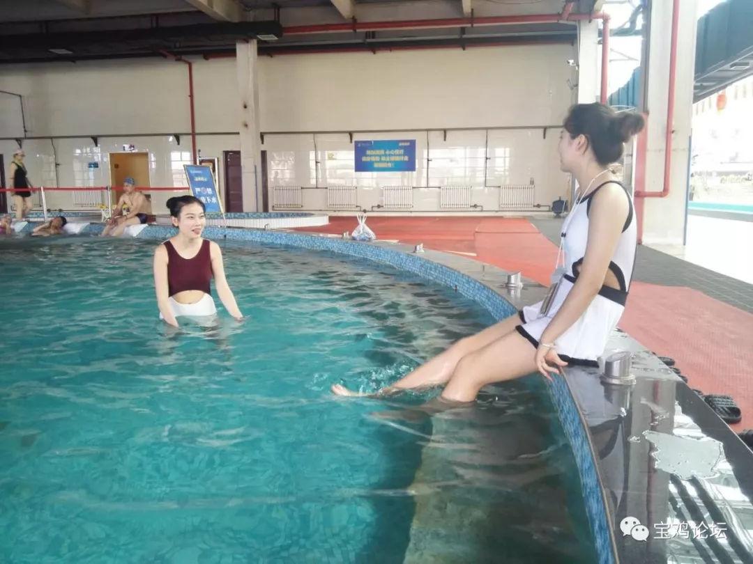 玩水不怕晒 西北首席室内恒温水上乐园落户宝鸡_腾讯网