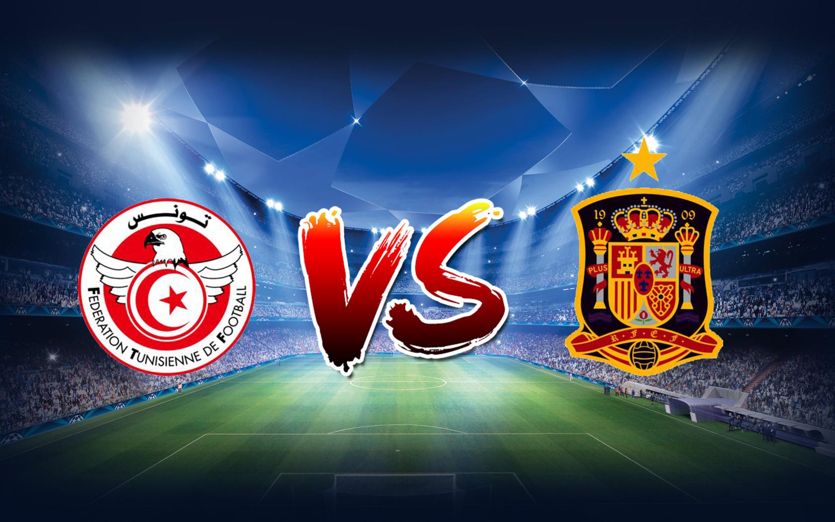 足球国际赛 突尼斯vs西班牙 竞彩分析推荐-今日热点