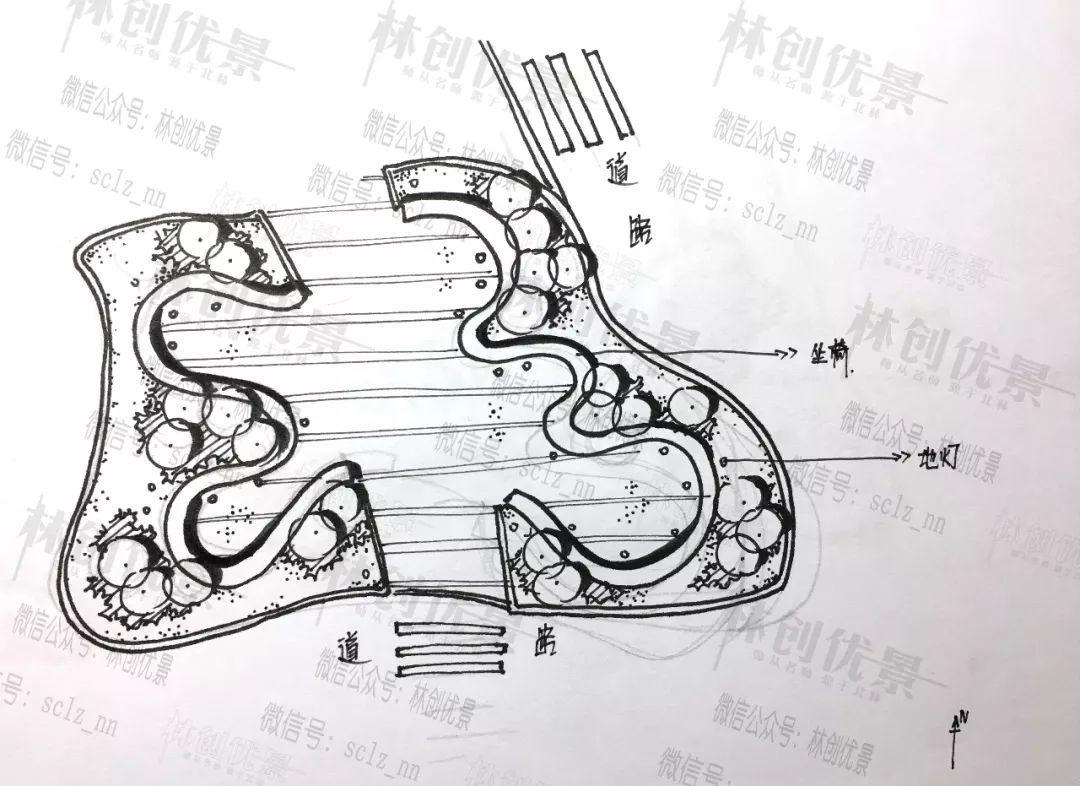 简笔画 手绘 线稿 1080_786