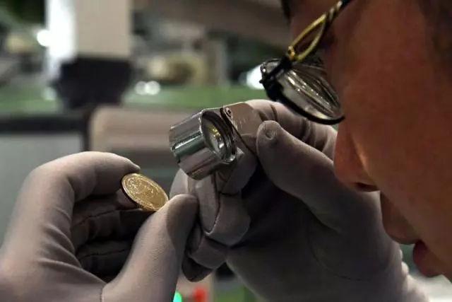 泰国新版2泰铢硬币,中国造!