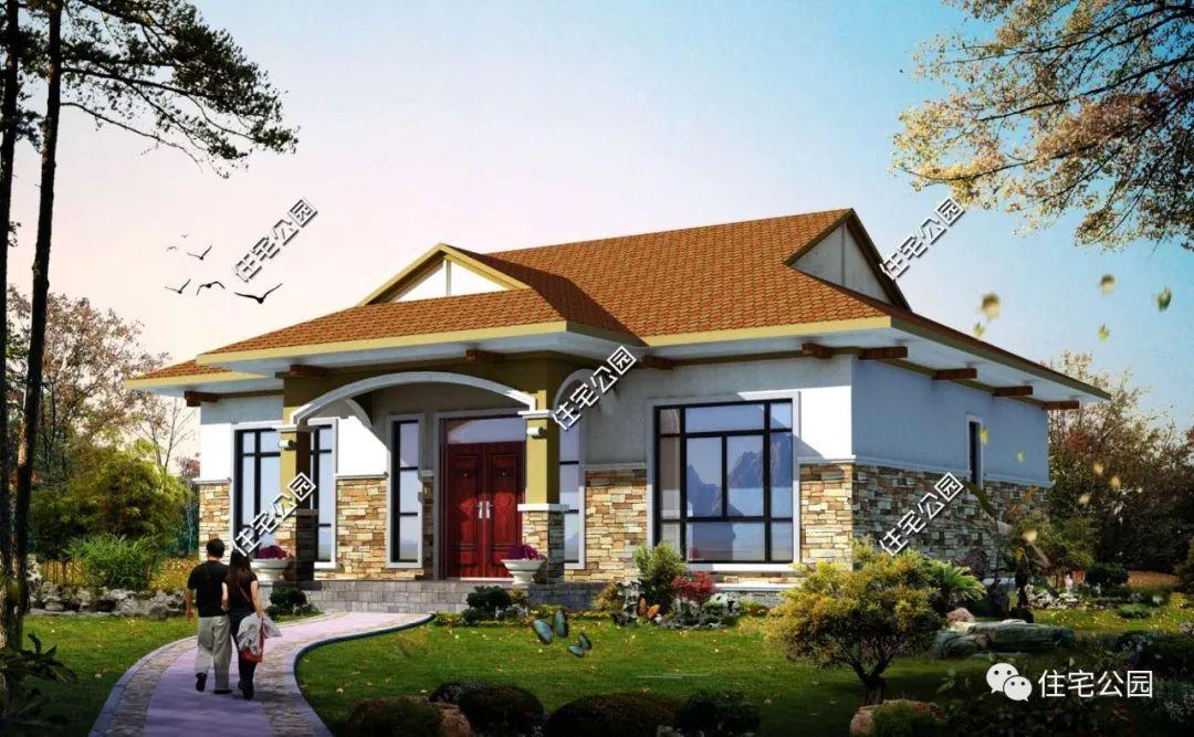 """""""住宅公园""""致力于满足所有农村建房者的建房需求!图片"""