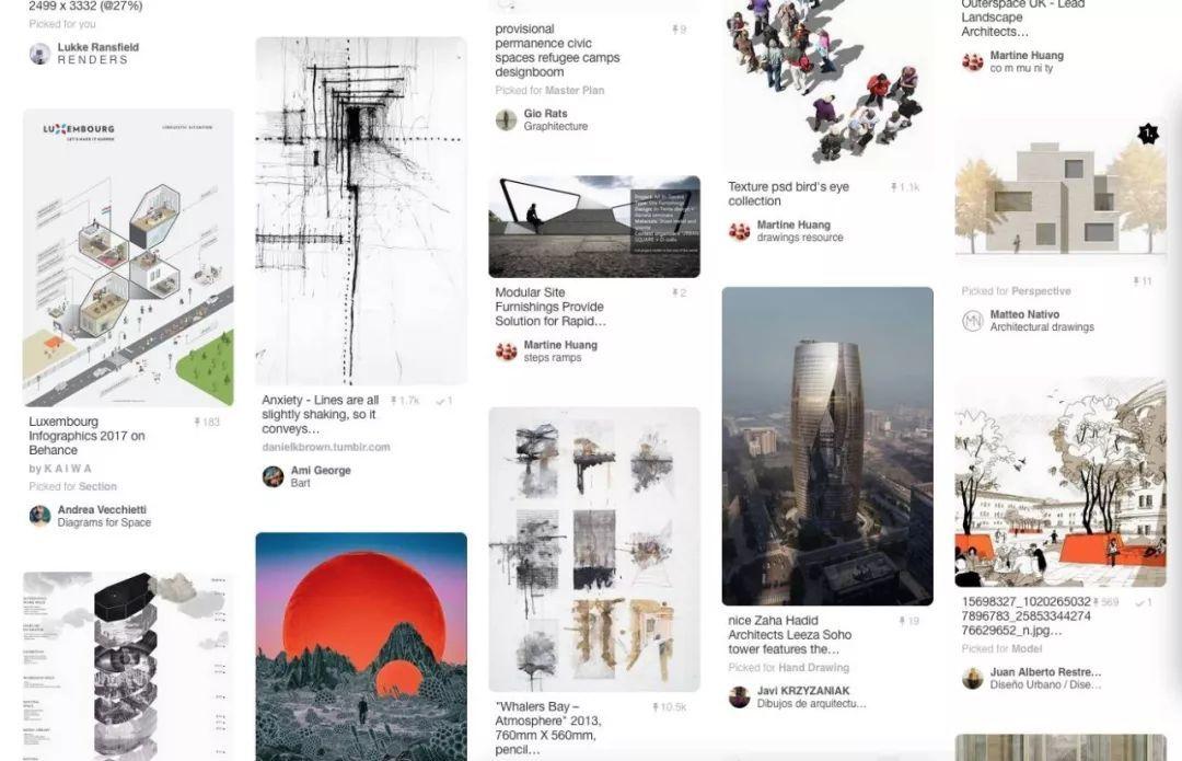 网址:https://issuu.com 排版参考网站 ▽ 15. ALA Design Daily 除了优秀作品的分享