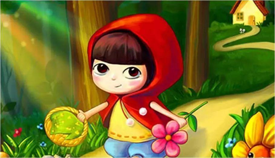 小红帽 图片
