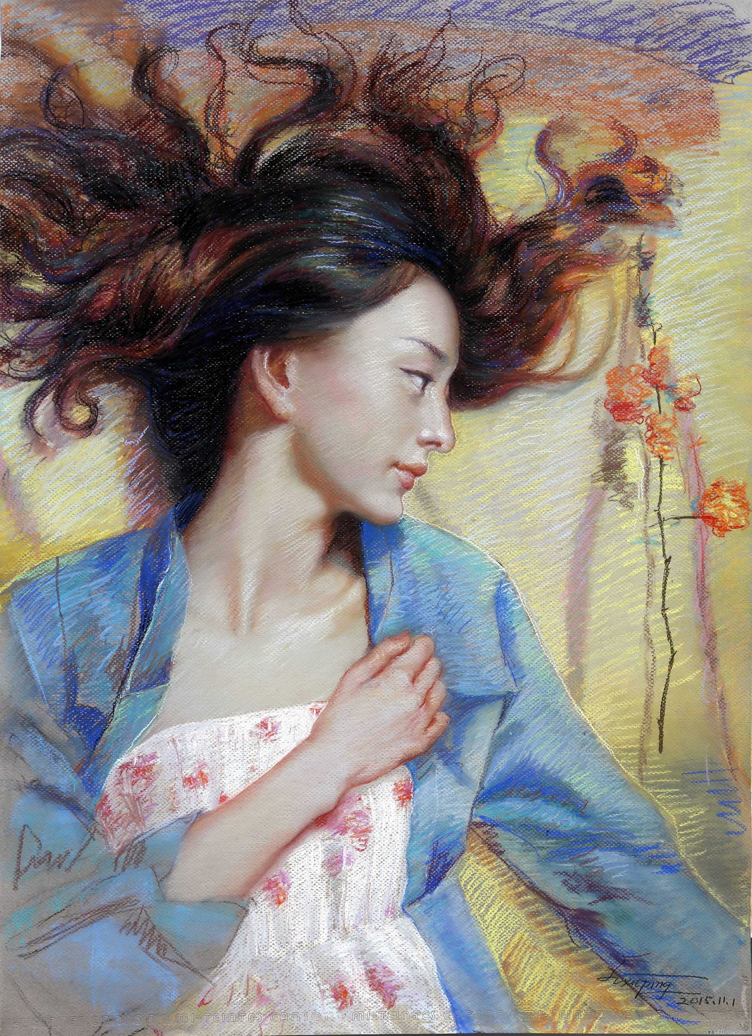 世界经典油画赏析_浅谈素描在油画创作中的重要性,世界经典人像素描欣赏