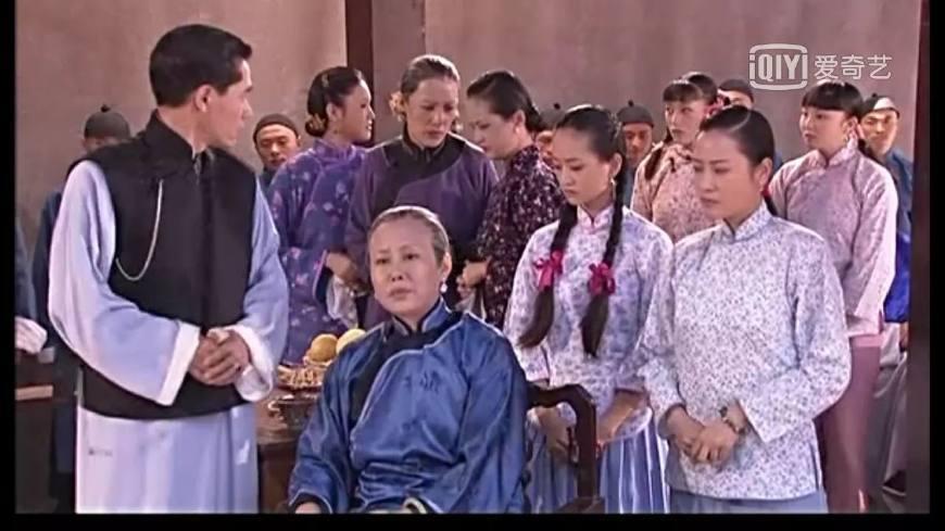 《大宅门》:杨九红寻死,众人的反应有点儿意思