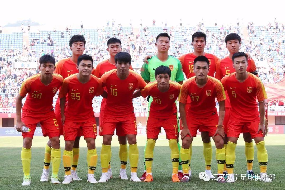 中国之队 | 黄紫昌造5球,U23国足6比2大胜朝鲜