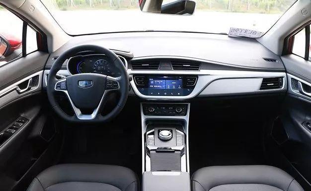 想买新能源车的注意了:自带流量的帝豪GSe正式上市了