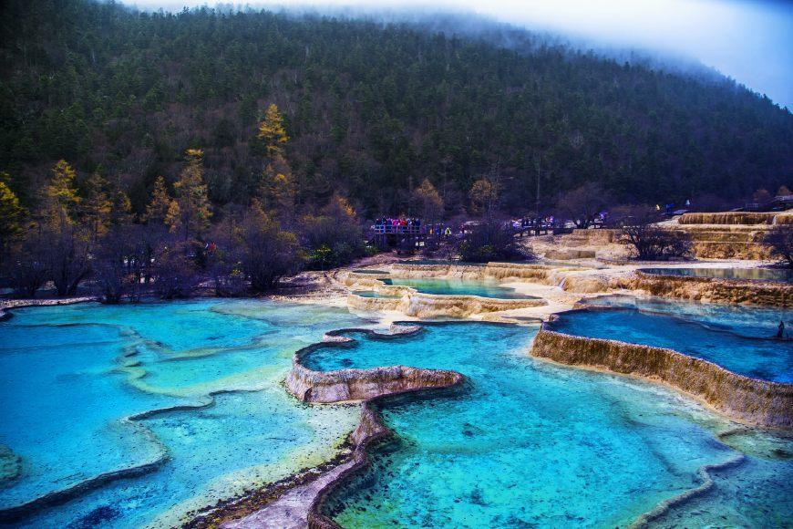 距离九寨沟100公里,四川这个景区也是世界遗产却很低调