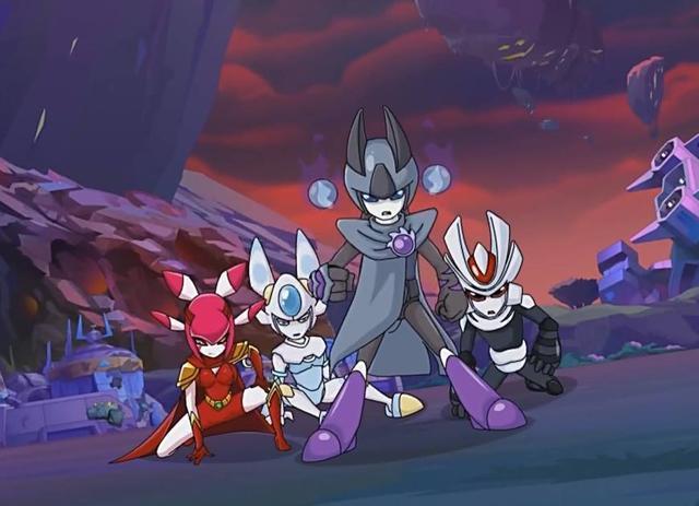 赛尔号第八季中实力最强的六个人型精灵,索伦森只能排第三!