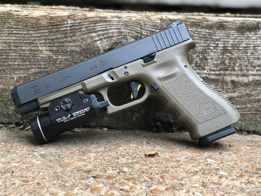 世界名枪格洛克,到底衍生出了多少手枪?