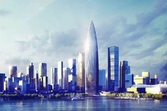中国最发达的城市_创业密度高居全国第一,在深圳营商便捷安心