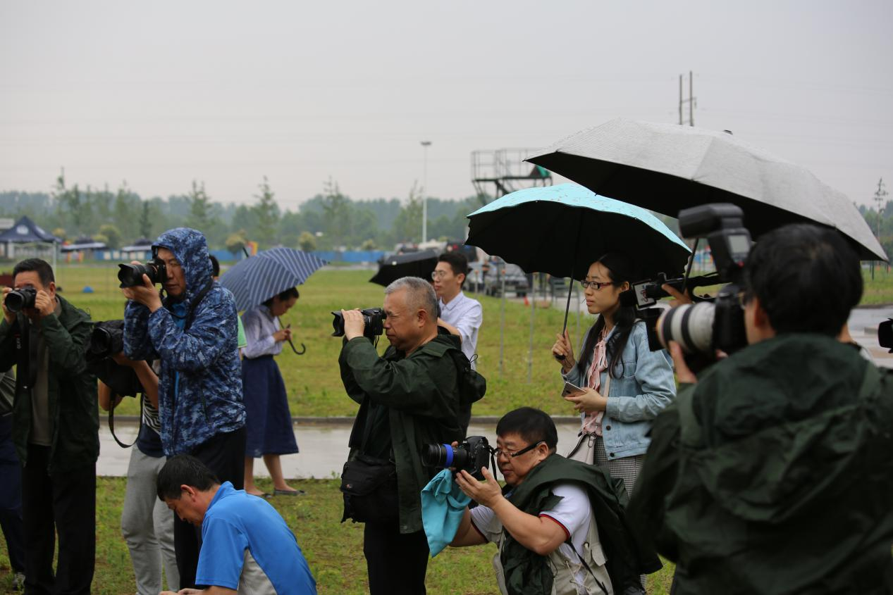 全国公安摄影图文大赛采风活动走进淮北公安