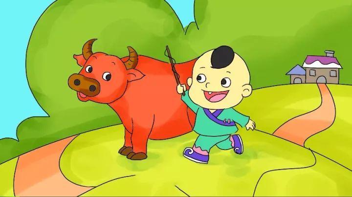 【开心河马】每日故事课堂——聪明的小牧童