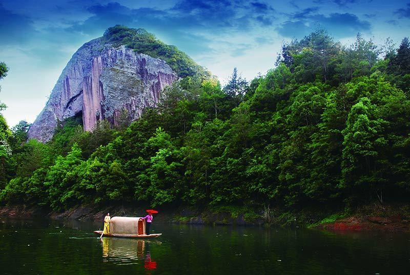 江西避暑圣地,宜春十佳景区——铜鼓天柱峰景区路线全