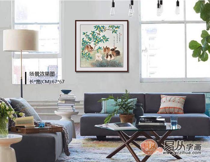 家里挂画有讲究,看看究竟是何挂什么画吧!