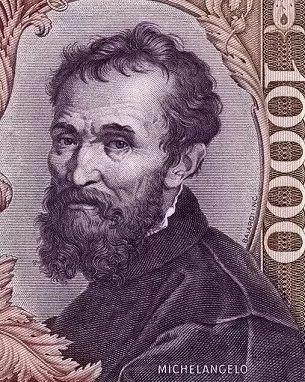 纸币里的世界名画有哪些?