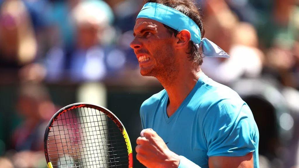 法网11冠!法网纳达尔3-0横扫蒂姆收获生涯第17座大满贯桂冠!