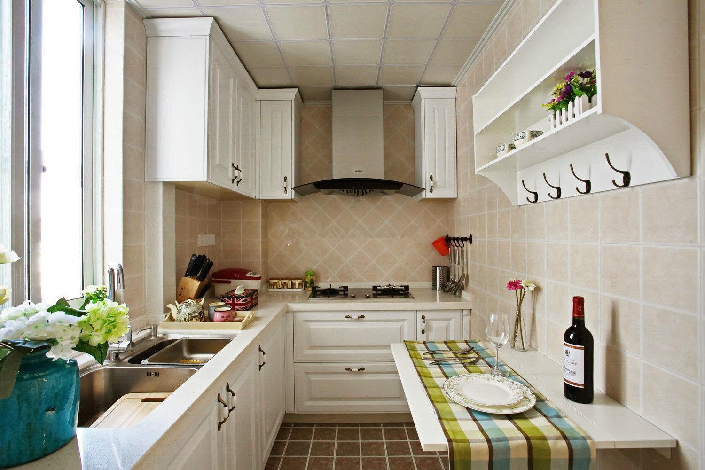 让你的小厨房美貌与技能兼具