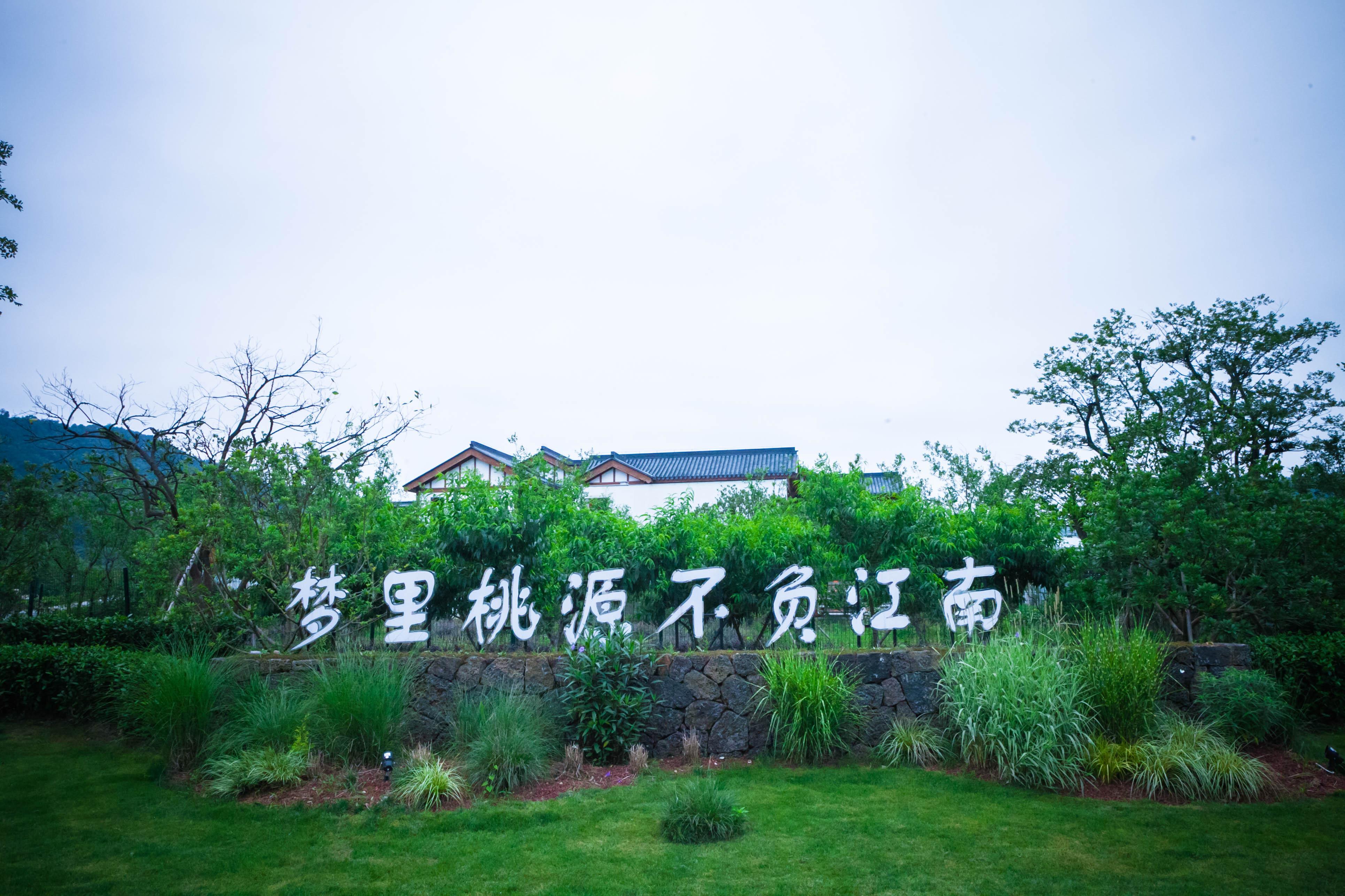 青山绿水竹林听泉,里南大山过向往的生活