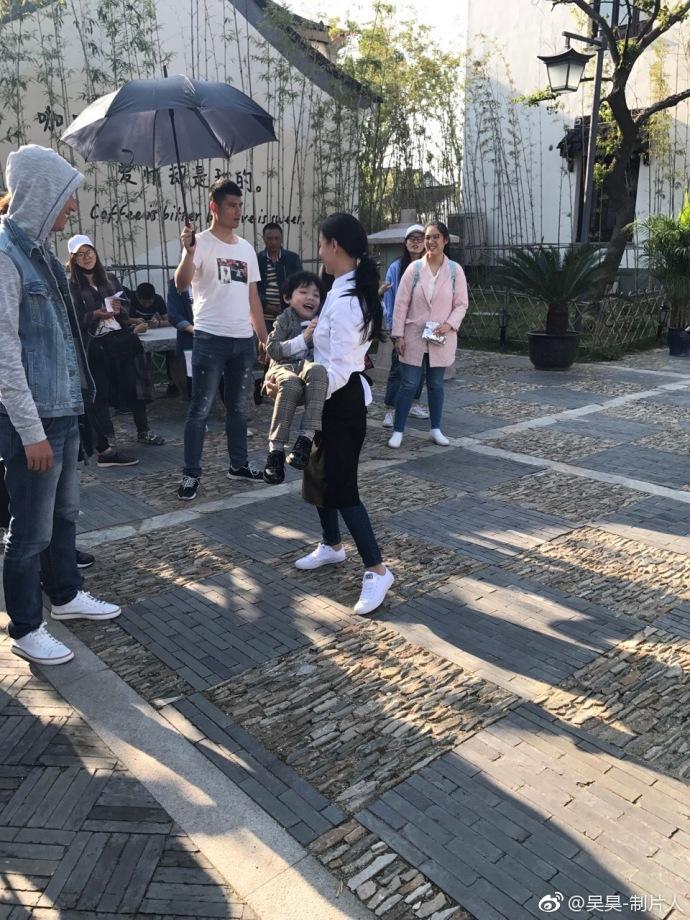 张柏芝被赞暖心制片人《如果爱》亲自煮绿豆汤犒劳剧组