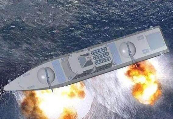 再添一张底牌!中国开建数十座核武库?深藏水下美卫星无法侦察