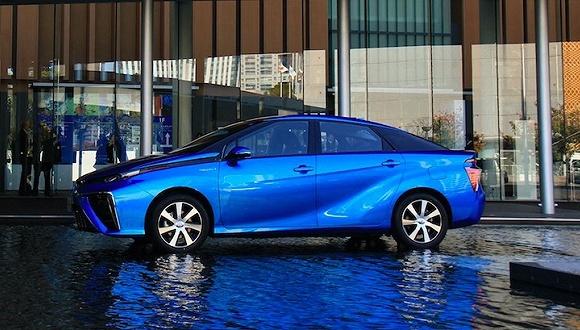 特写|丰田的氢能源社会