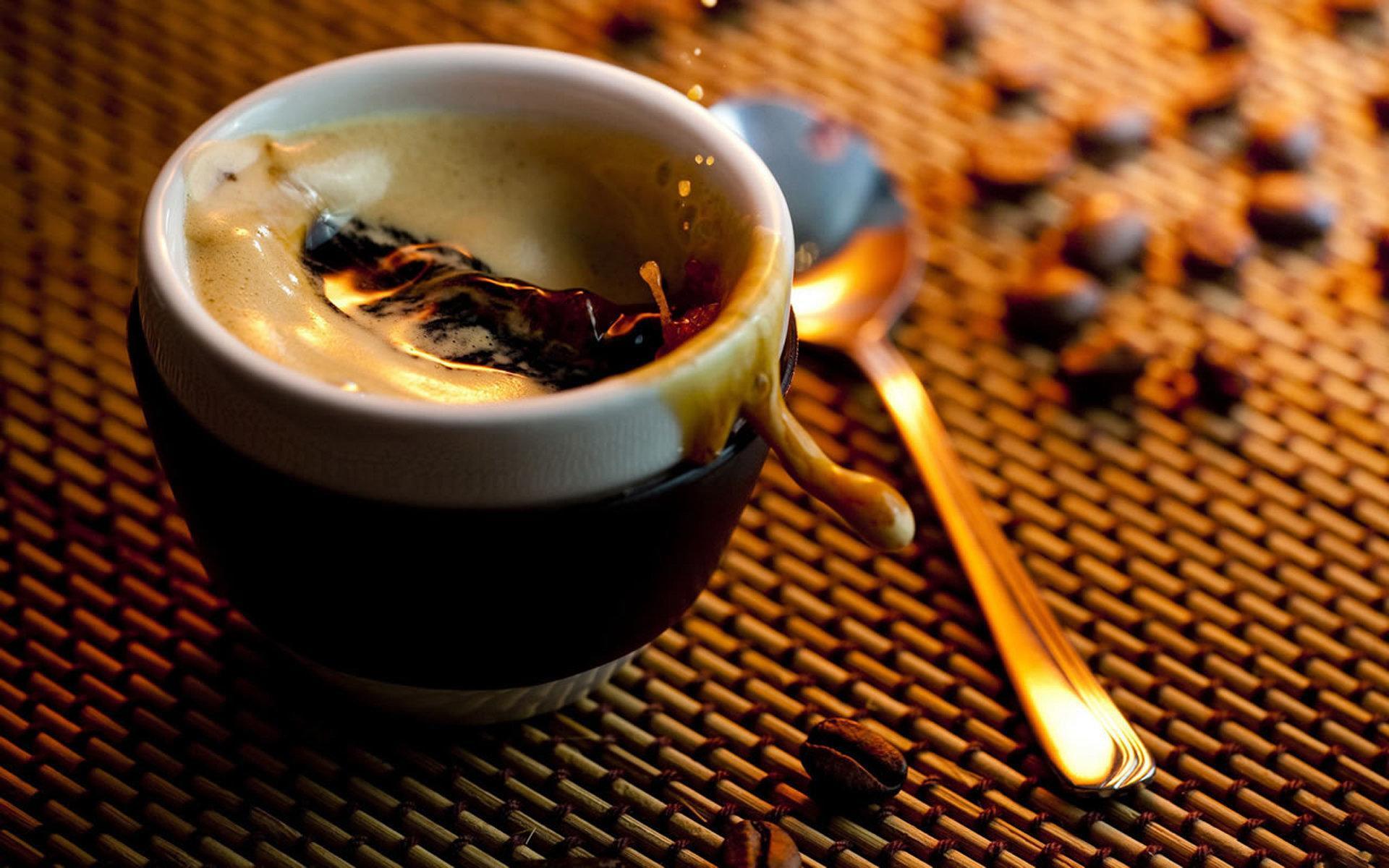 咖啡奶茶广告图